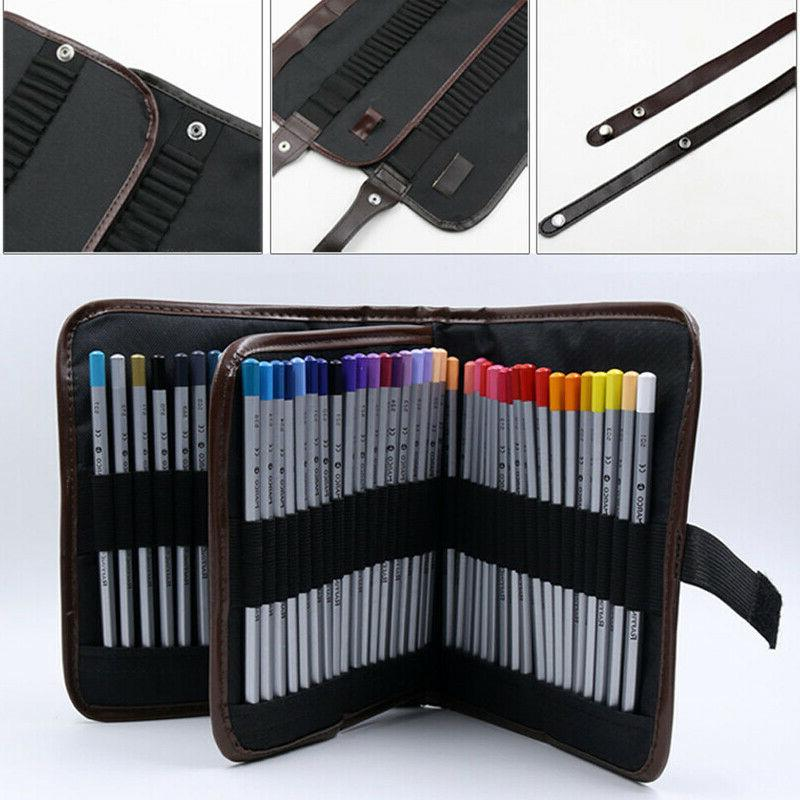3 layers 72 pencil case bag organizer