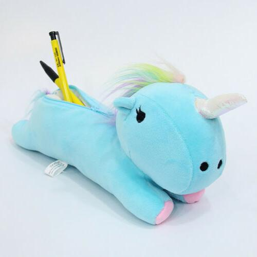 Unicorn Make Bag Women's Pencil Case Cosmetic USA
