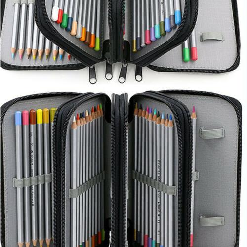 4 Case Organizer Large Capacity Pen Holder