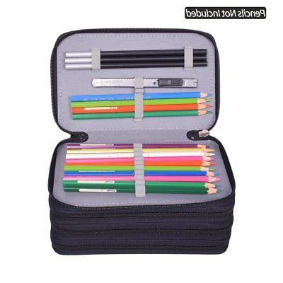 Colored Pencil Slot Art Pen Organizer
