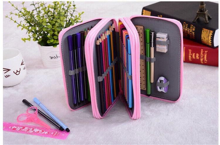 72 Pencil Case Handy
