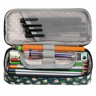 - High Capacity Pencil Pouch Stationery