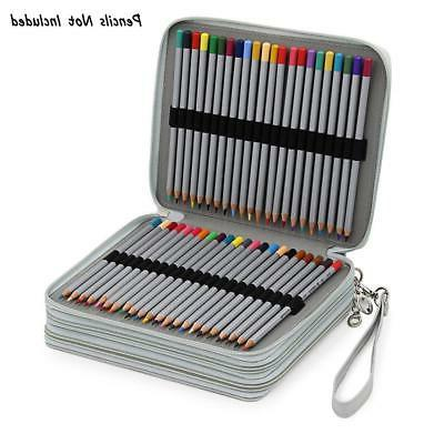 BTSKY Deluxe Leather Pencil For Colored Pencils - Pencil