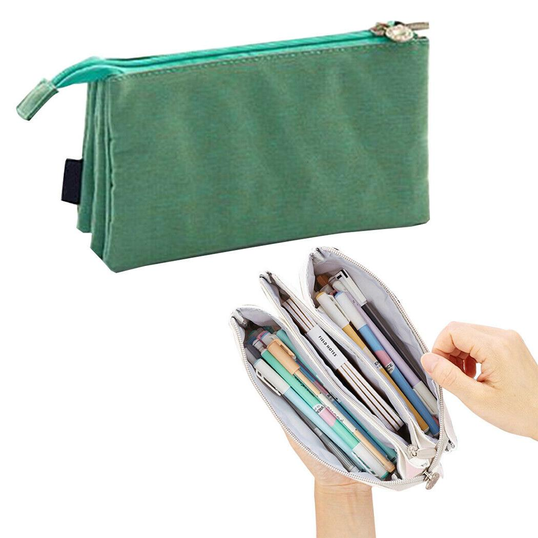 Coofit Pencil Case Pen Bag Stationery Pencil Case School  Of