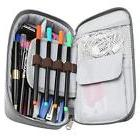 Homecube Pencil Case, Big Capacity Pen Case Desk with Zipper