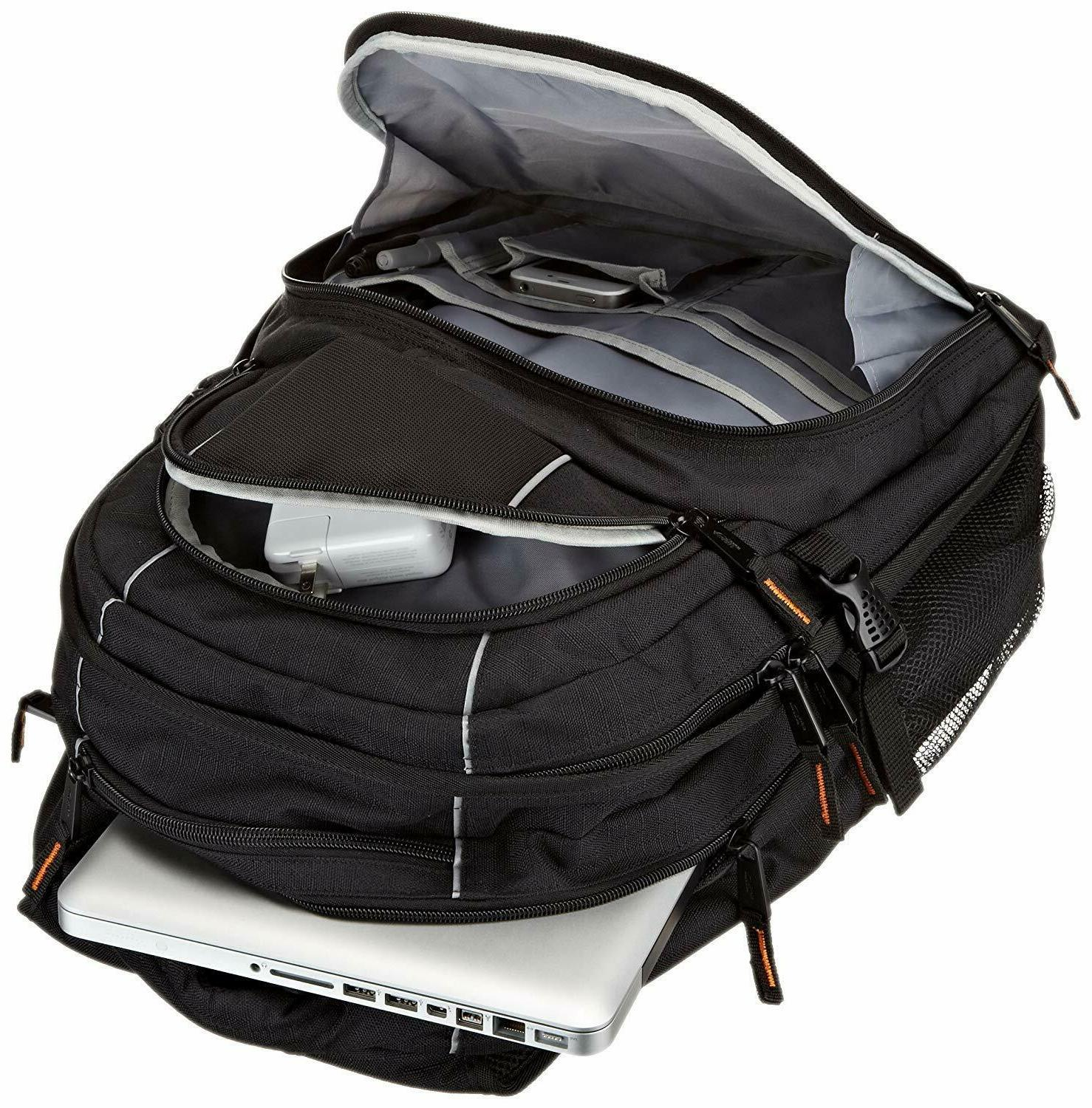 b5add7f45c0e7e AmazonBasics Backpack for Laptops up to 17-inches
