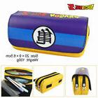 Anime Dragon Ball Pen Pencil Case Zipper Make Up Bag box cos