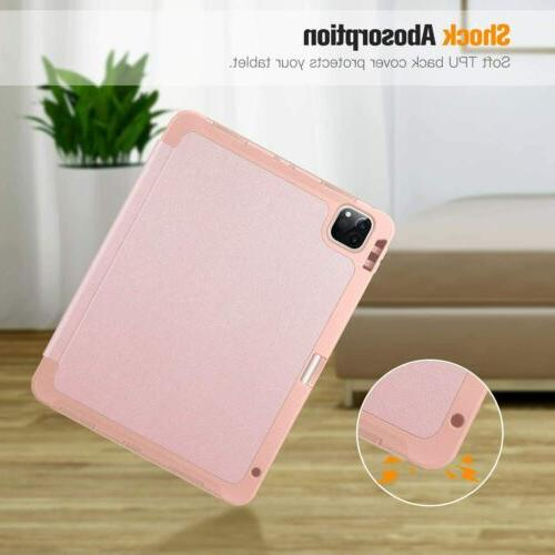 """For Apple iPad Pro 11"""" Soft with Pencil Holder"""
