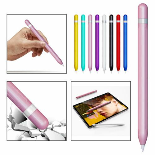 For Apple Pencil 1st/2nd Gen Silicone Pencil Case Cover Hold