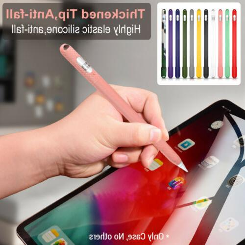 apple pencil silicone grip case cover holder