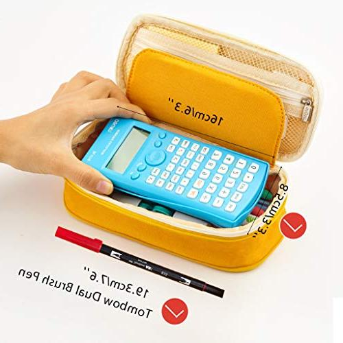 EASTHILL Pencil Pen Case Capacity Box Arrival