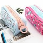 Big Zipper Coin Purse Unicorn Pencil Case Makeup Pouch Canva