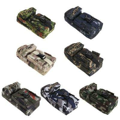 Student Camouflage Pencil Case for Boys Large Capacity Pen B