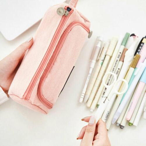 Student Pencil Stationery Bag