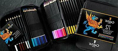 Colored - Easy Zipper Case to