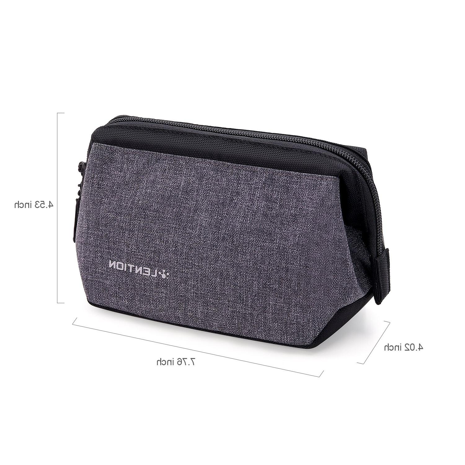 Compact Carrying <font><b>Sleeve</b></font> <font><b>Laptop</b></font>/Tablet Power Adapter, Charger, Wireless Mouse, Phone, and More