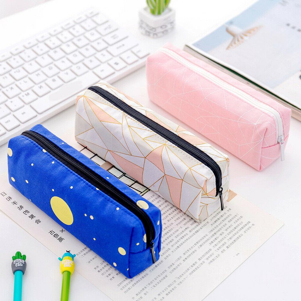 Creative Pencil Cosmetic Bag Pouch