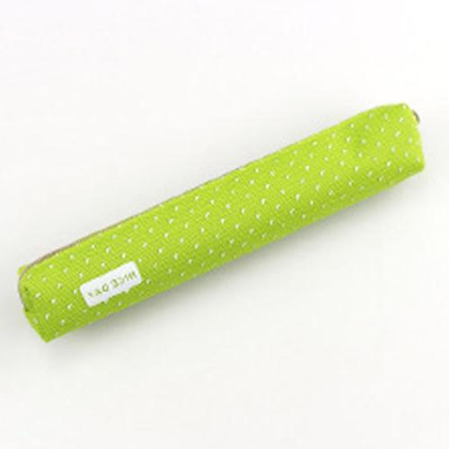 Cute Candy Color Pencil Case Pen Stationery Pouch