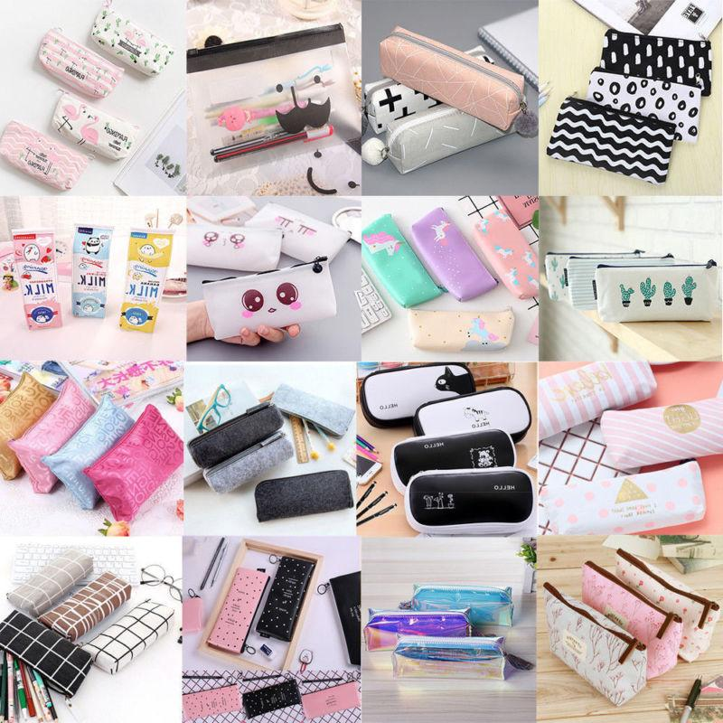Cute Pencil Case Pen Pouch Gift