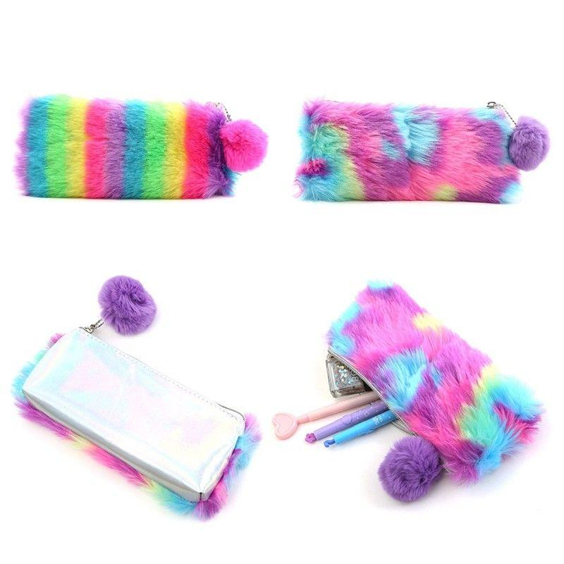 Cute Pencil Case Large Pen Stationery