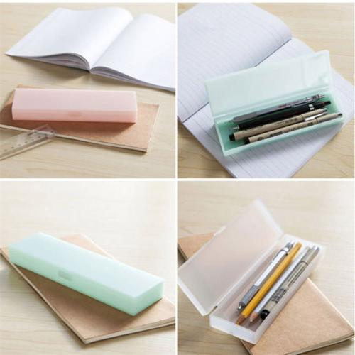 Cute Transparent PP Pencil Kids School Supplies