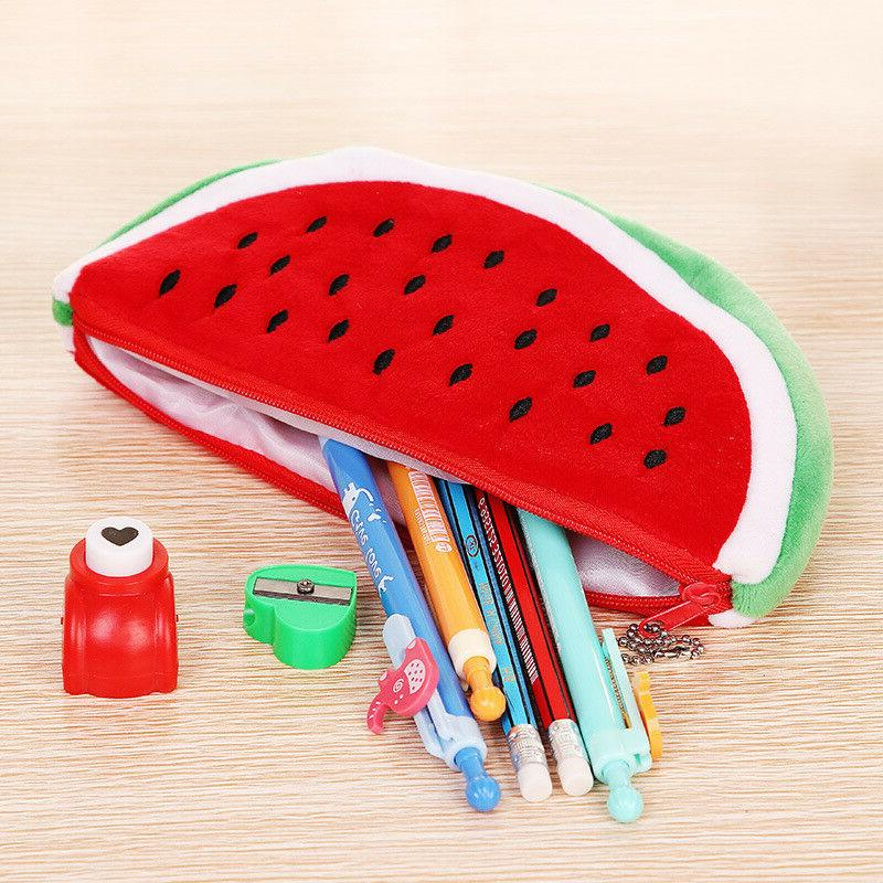 Cute Pencil Cosmetics Wallet Holder for