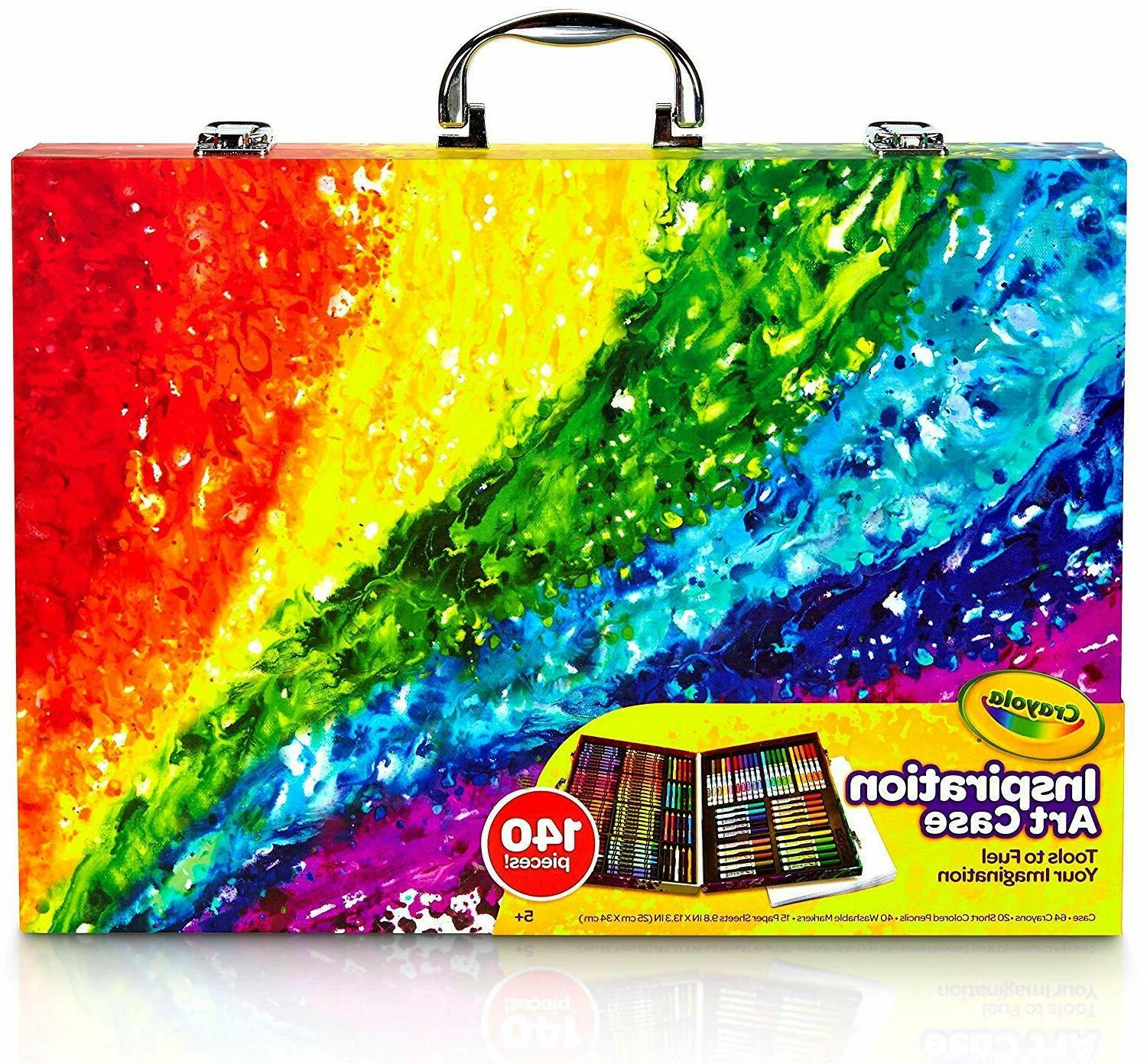 Drawing Art Painting Color Artist Crayon Case Pieces