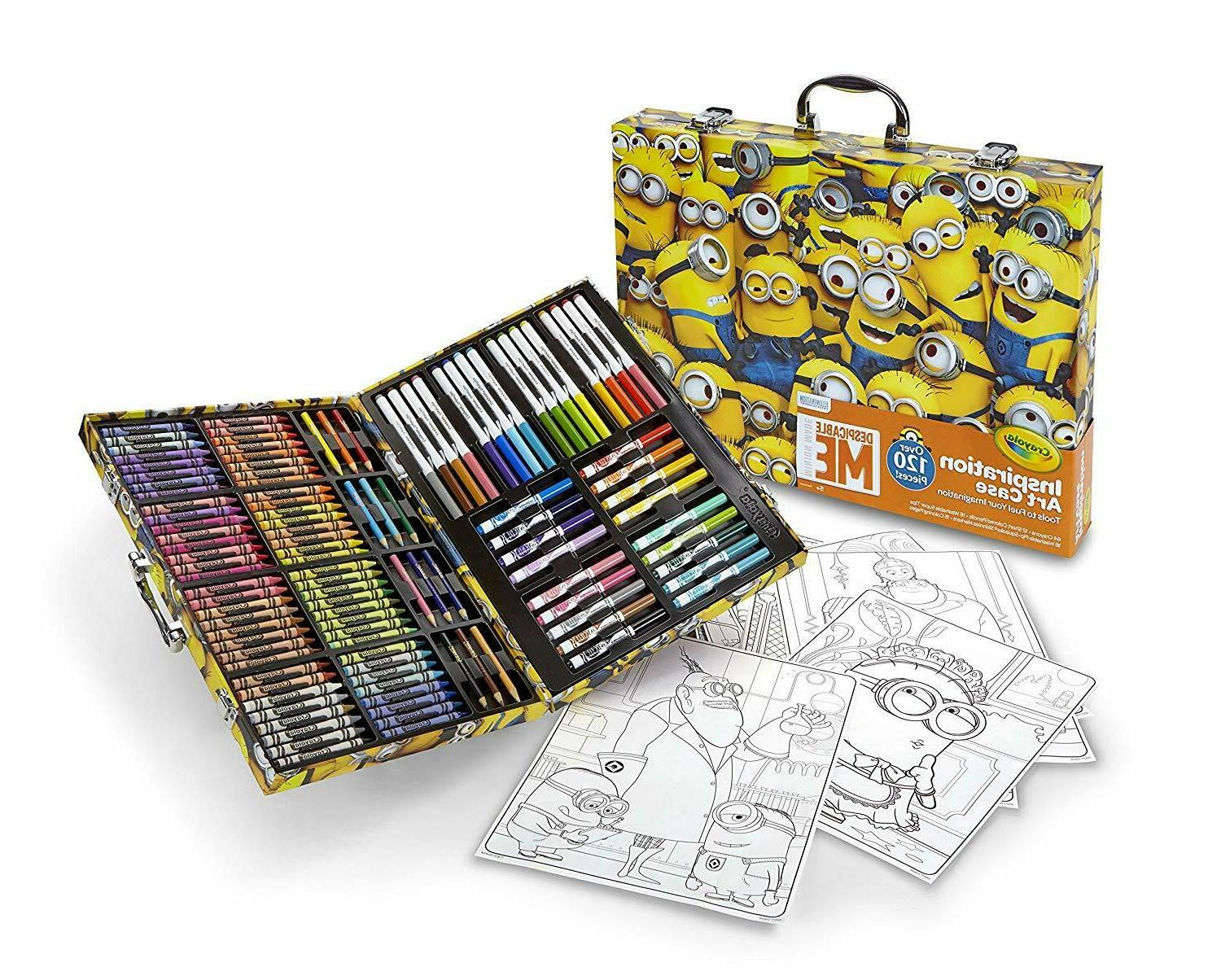 drawing art set painting color kit pencil