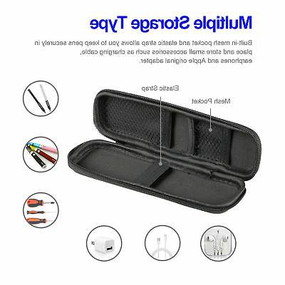EVA Pencil Holder Hard Shell Stylus Pouch Cover for iPad