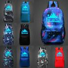 Fortnite Game Battle Royale Backpack Rucksack School Pencil