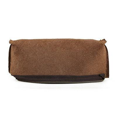 Handmade Leather Pencil Case Pouch