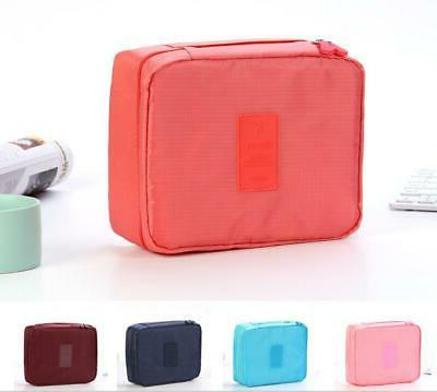 High Capacity Pencil Pen Case Box Cosmetic Pouch Brush Holde