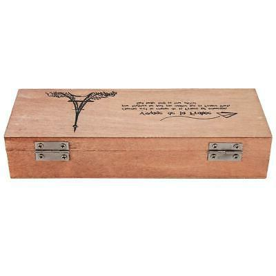 HOT Wood Wooden Pen Storage For Office