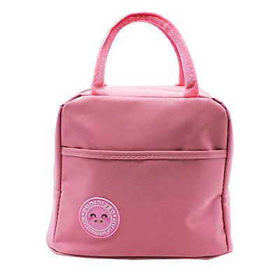 insulated lunch bag cute reusable lunch tote