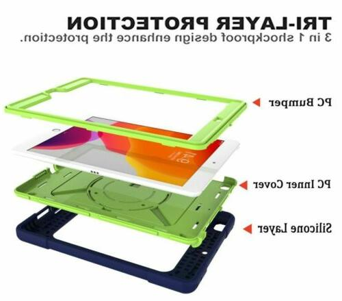 """For iPad 10.2 2019 9.7"""" Case Cover +"""