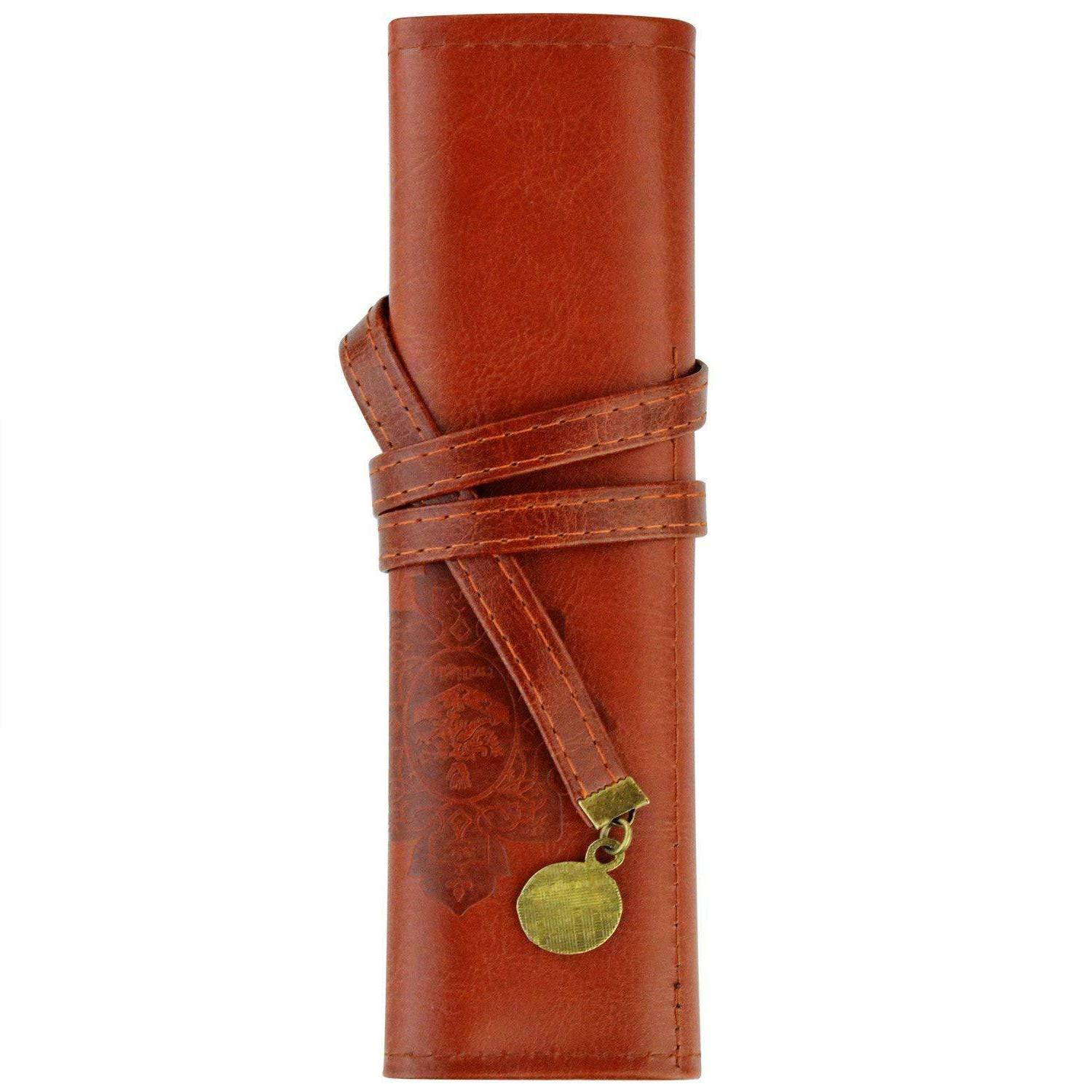 Leather Case Pouch