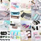 Lots Pencil Case Pouch Storage Box Bag School Stationery Off