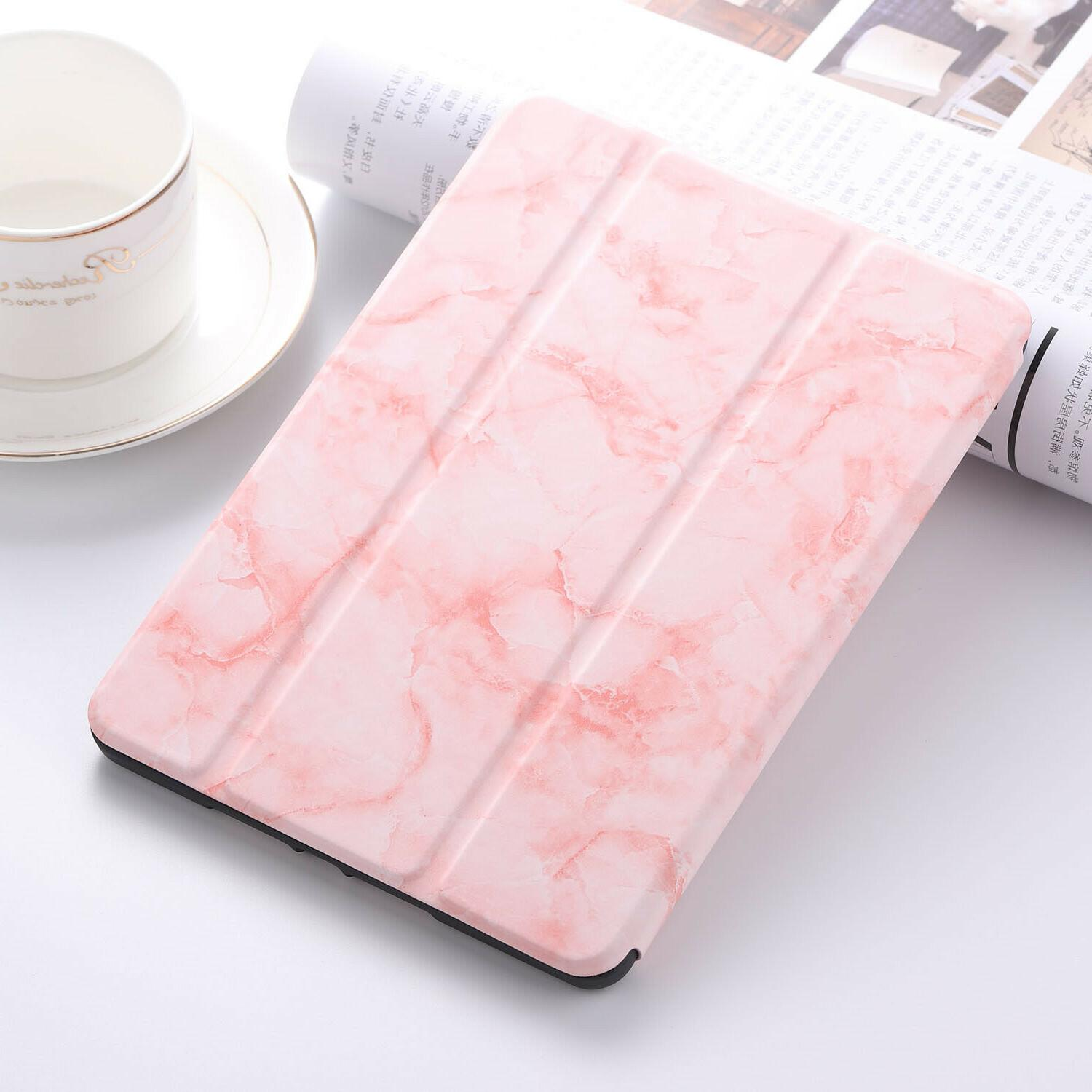 """Marble Case Cover For 10.2"""" 2019 Mini Air Pro"""