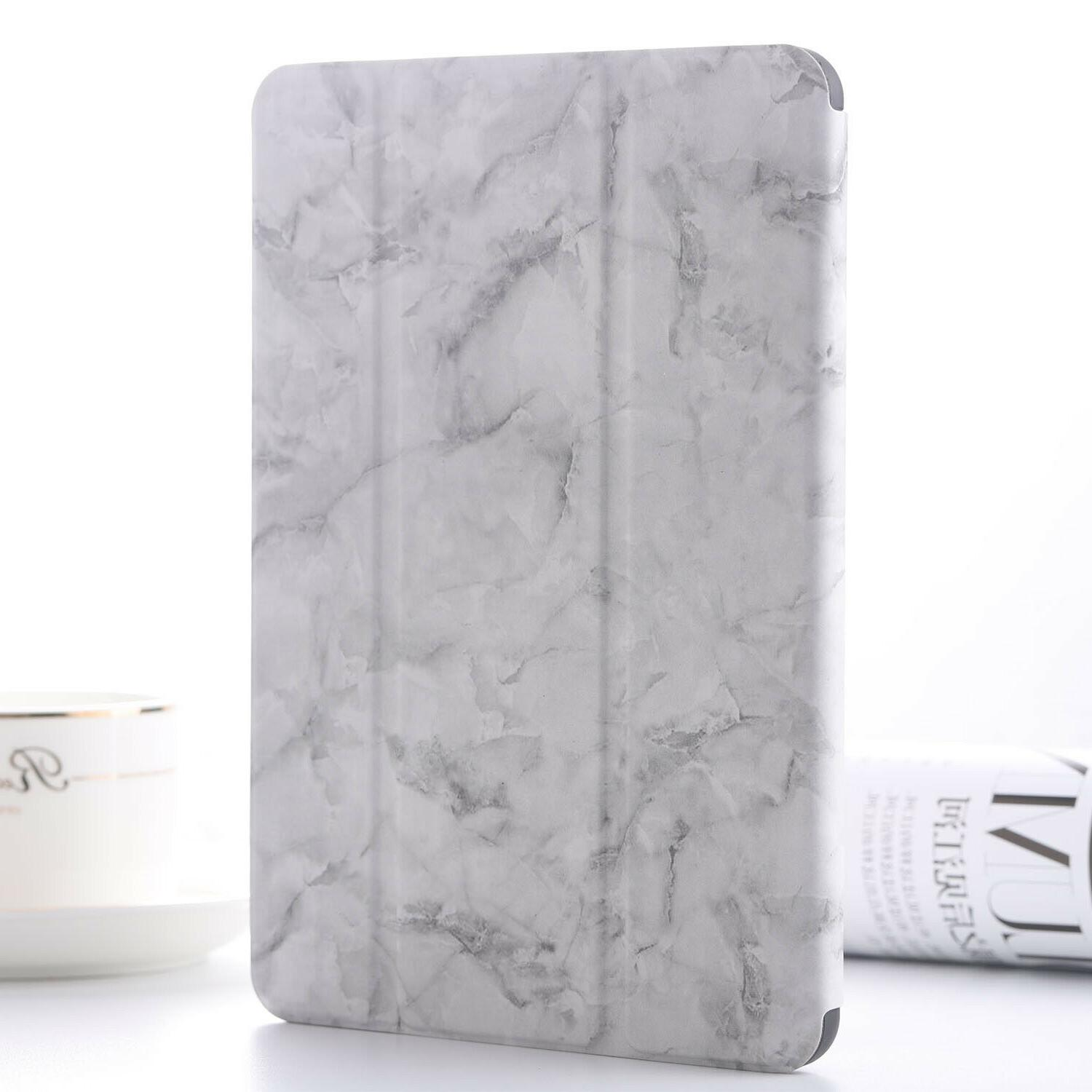 """Marble Shockproof Pencil Case For iPad 10.2"""" 2019 Pro"""