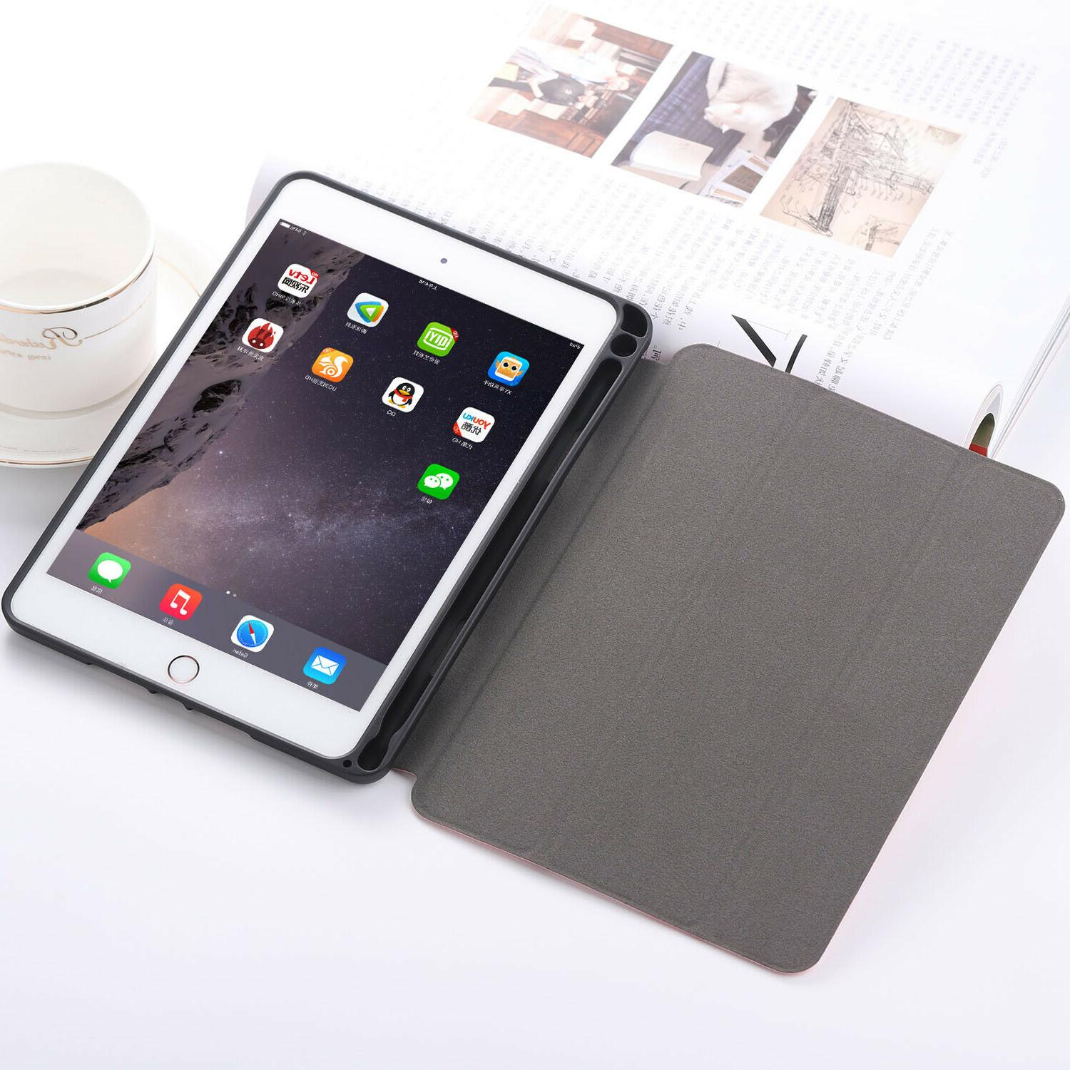 """Marble Shockproof Holder Case For 10.2"""" Mini Air Pro"""