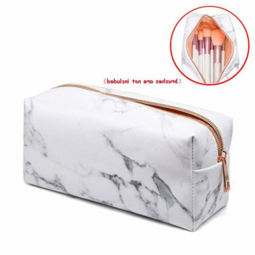 marble travel cosmetic bag 2018 hot toiletry