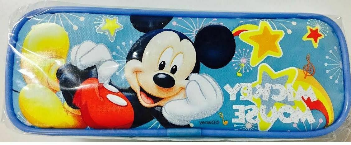 mickey mouse authentic licensed pencil case light