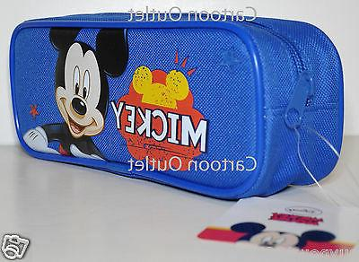 MICKEY MOUSE BAG CASE POUCH BLUE