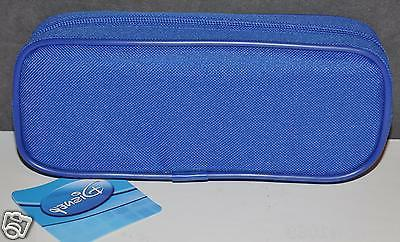 MICKEY PENCIL BAG CASE POUCH COSMETIC DISNEY AWESOME GIFT BLUE