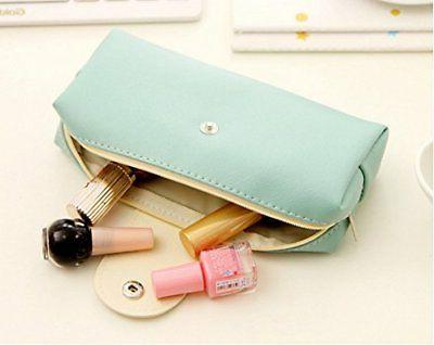 Mziart Minimalist Pencil Case Cosmetic Makeup set 2