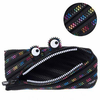ZIPIT Monster pens pencil Case Special Edition Rainbow For s