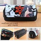 Naruto Uchiha Itachi Pen Pencil Case Zipper Stationery Make