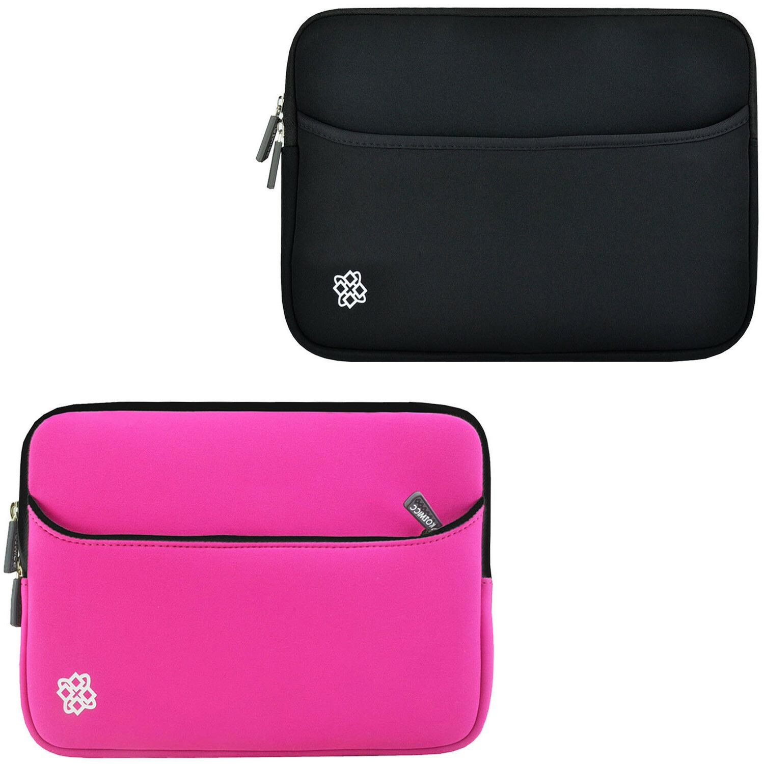 neoprene pencil pen case cosmetic makeup bag