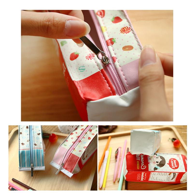 New Creative Cartons Pencil Case Stationery Pouch