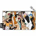 new disney aristocats character pencil case coins
